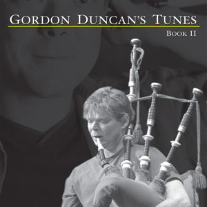 Cover of Gordon Duncan's Tunes Book 2