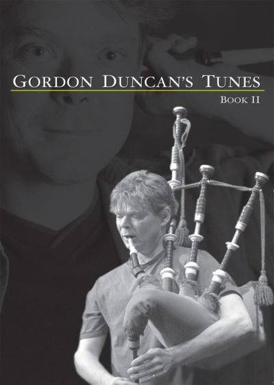 Cover of Gordon Duncan's Tunes Book 2