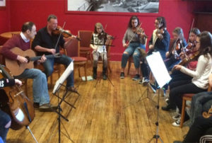 Tayside Young Fiddlers