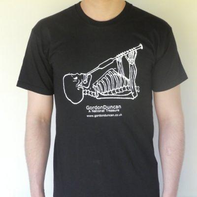 Gordon Duncan Skeleton T-shirt