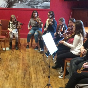 Photo of Tayside Young Fiddlers