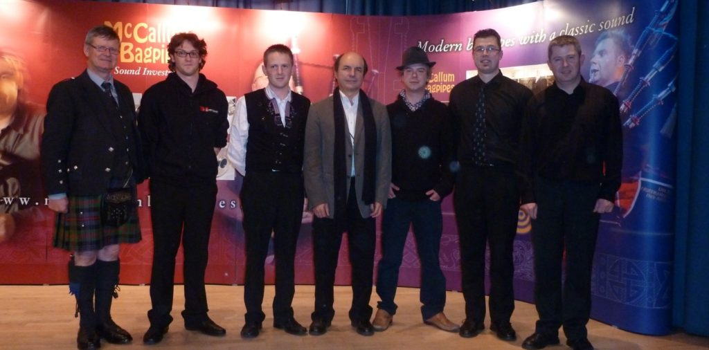 The 2011 winners