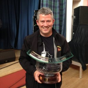 2016 winner, Herve Le Floc'h