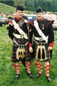 Charlie Stewart & Gordon