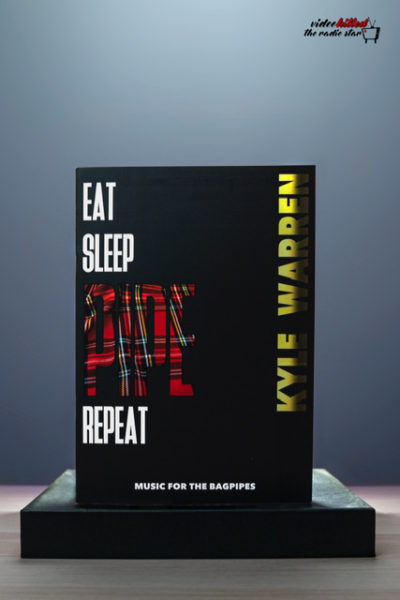 Eat, Sleep, Pipe, Repeat cover