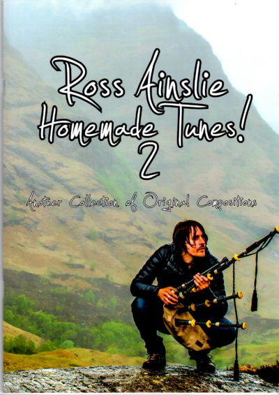 Ross Ainslie - Homemade Tunes 2
